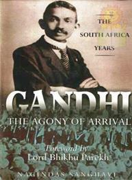 Gandhi - The Agony ..