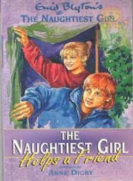 The Naughtiest Girl..
