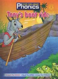 Phonics: Tonys boat ride