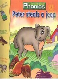 Phonics: Peter Steals A Jeep