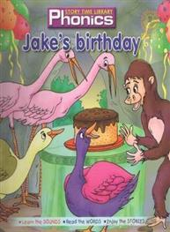 Phonics: Jakes Birthday