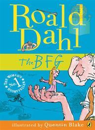 The B F G: Roald Dahl