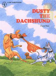 Dusty The Dachshund