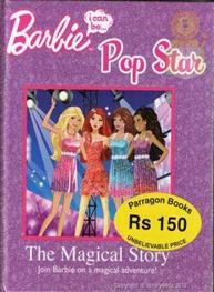 Barbie: I Can Be Pop Star