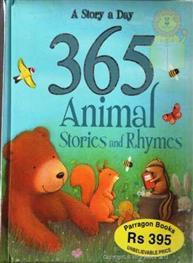 365 Animal Stories ..