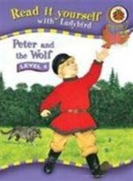 Ladybird: Peter And The Wolf