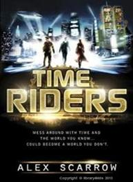 Time Riders Book 1