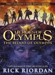 Heroes Of Olympus: ..