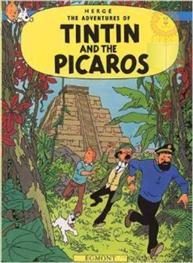 Tintin: Tintin and ..