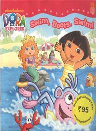 Dora Swim Boots Pic..