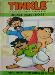 Tinkle Double Digest No 61