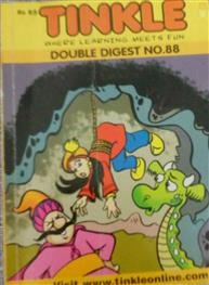 Tinkle Double Digest No 88