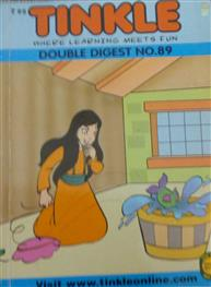 Tinkle Double Digest No 89