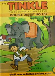 Tinkle Double Digest No 107