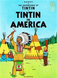 Tintin: Tintin In America
