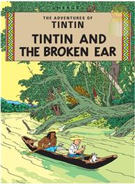 Tintin: The Broken Ear