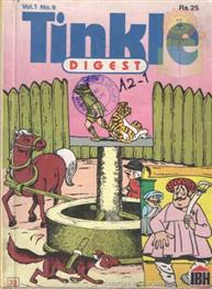 Tinkle Digest vol 1 no 9