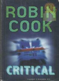Critical: Robin Cook
