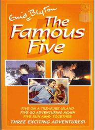 The Famous Five: Fi..