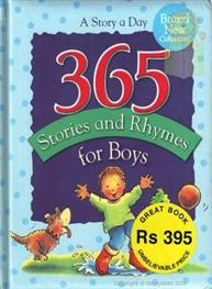 365 Stories and Rhy..