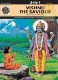 Vishnu The Saviour: 3 In 1