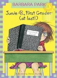 Junie B. First Grad..