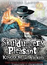 Skulduggery Pleasan..